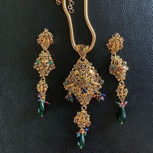 Indian imitation jewelry